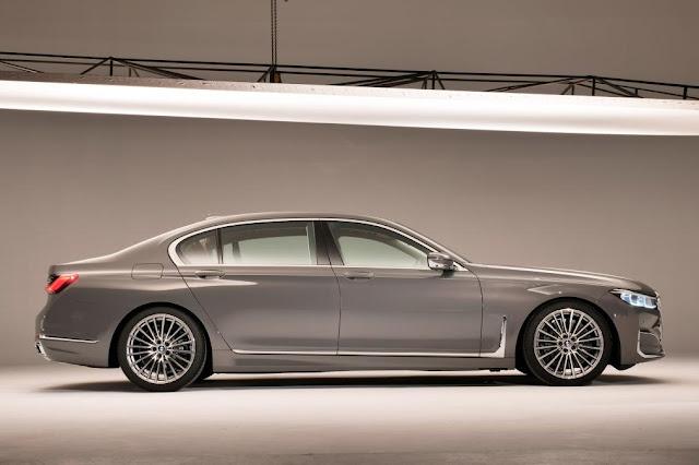 BMW 7 Series facelift arrives with huge grille