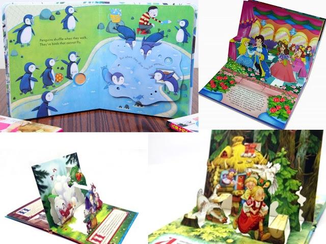 Media Pembelajaran Buku Pop Up Tinta Pendidikan Indonesia