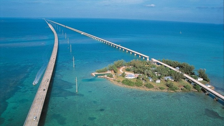 Overseas Highway, Jalan Raya Paling Memukau di Dunia