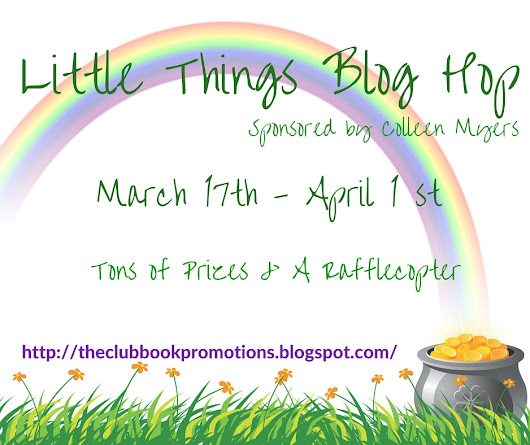 Little Things Blog Hop Sign Up & Info