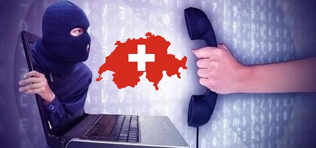 Operazione coordinata nel settore della cibercriminalità Svizzera - Olanda
