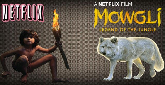 شاهد فيلم الإثارة والمغامرة 2018 Mowgli علي نتفليكس