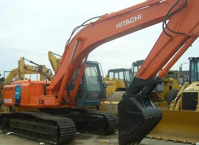 pdf EX200-5, EX200LC-5, EX220-5, EX220LC-5 Service Manual Hitachi