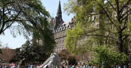 Georgetown University To Give Preferential Treatment Based On Genealogy