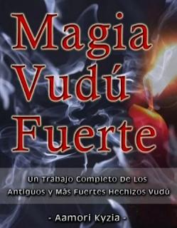 Descargar ebook pdf sobre vudú gratis Magia Vudu Fuerte