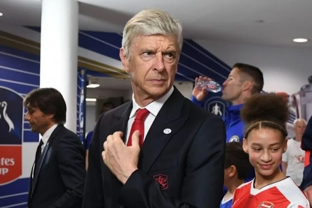WENGER DROPS 6 KEY PLAYER TO FACE MANCHESTER UNITED IN OLD TRAFFORD