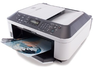 Canon PIXMA MX360 Printer XPS Driver