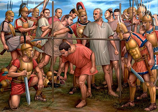 BATTAGLIA DELLE FORCHE CAUDINE (321 a.c.) | romanoimpero.com