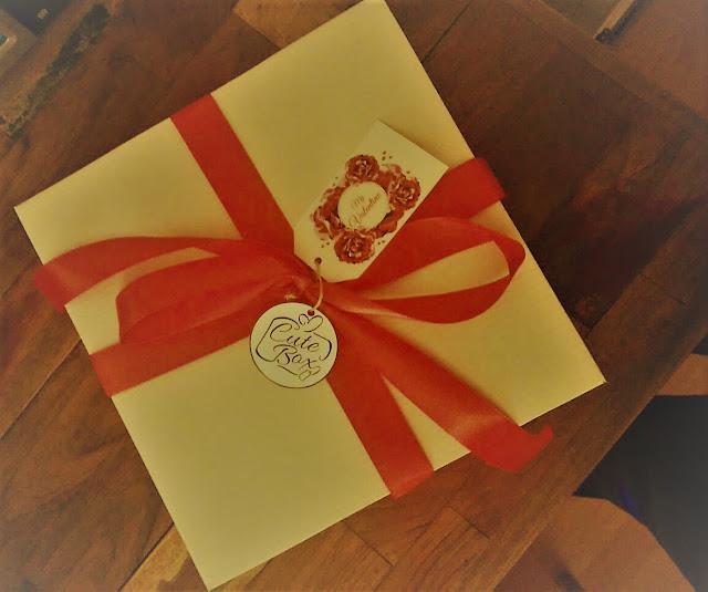 Cute Box My Valentine