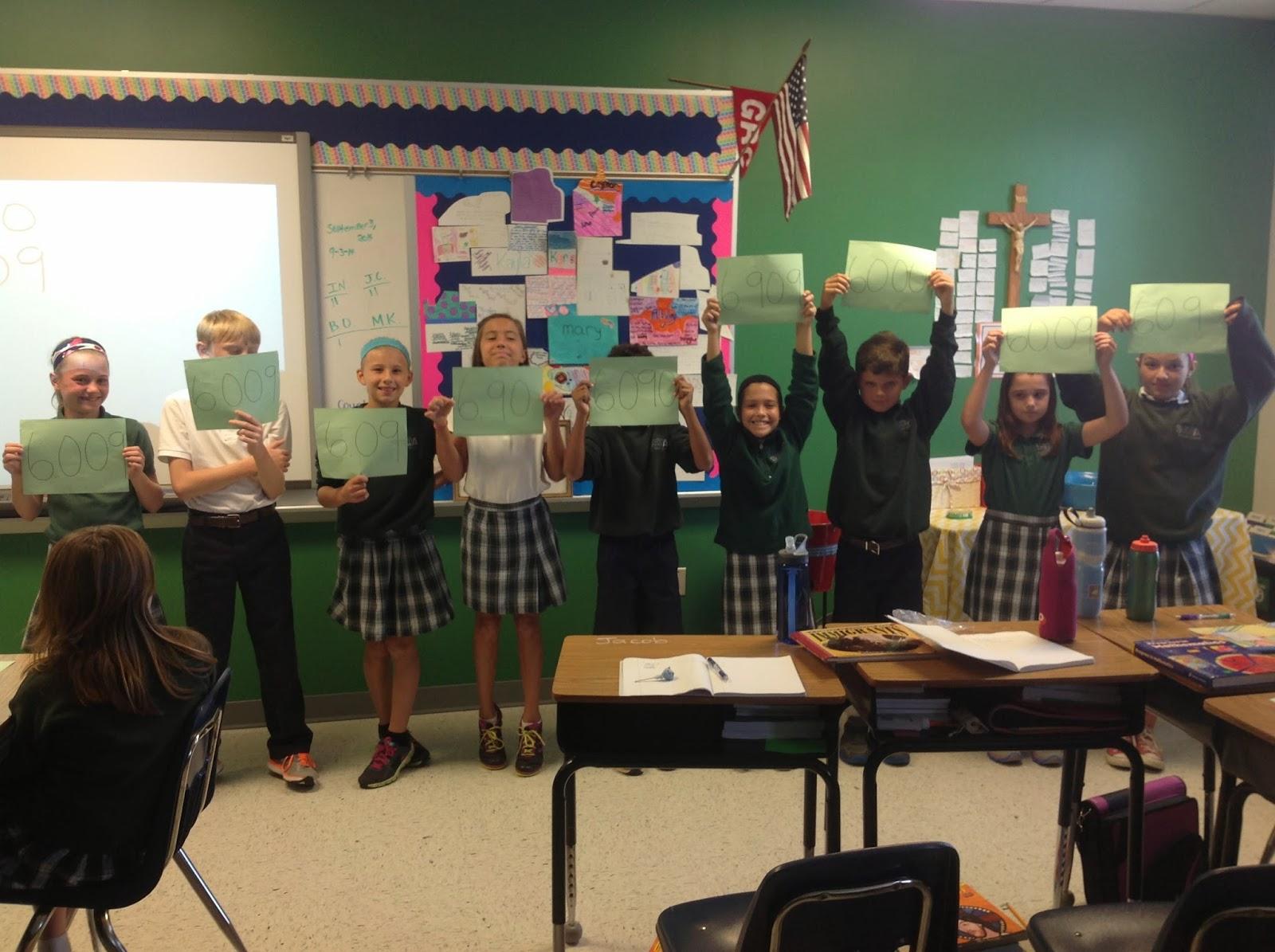 Mrs Thomas S Owl Standing 5th Grade 9 3 14
