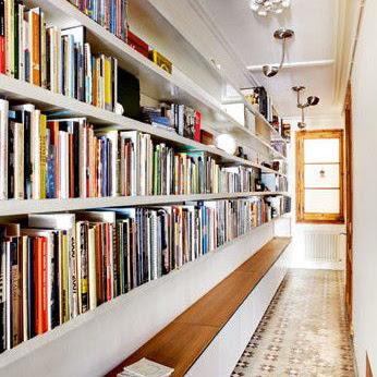 Top 10 - Les plus belles bibliothèques de My Sunday's Library - N°10