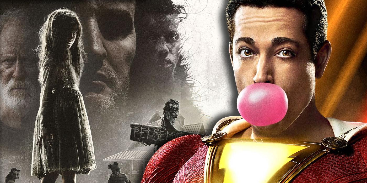 Box Office Report: DC Superhero Dominates Freaky Undead Cat