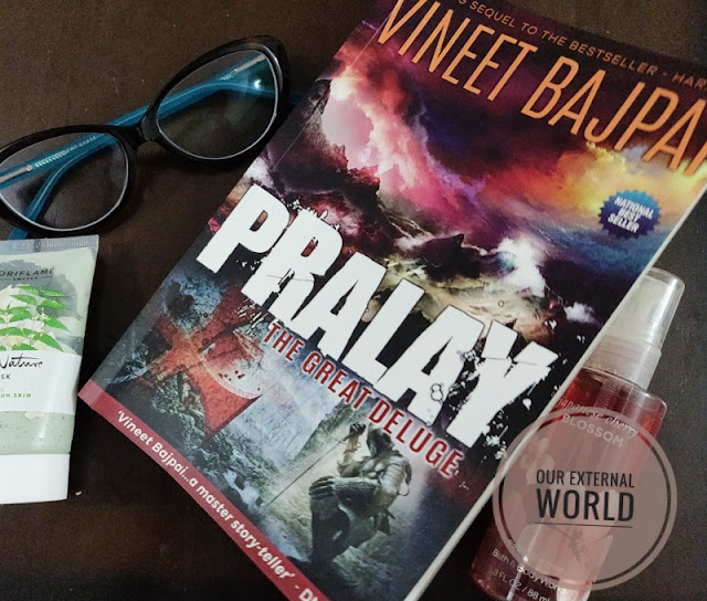 Pralay, The Great Deluge, by Vineet Bajpai.