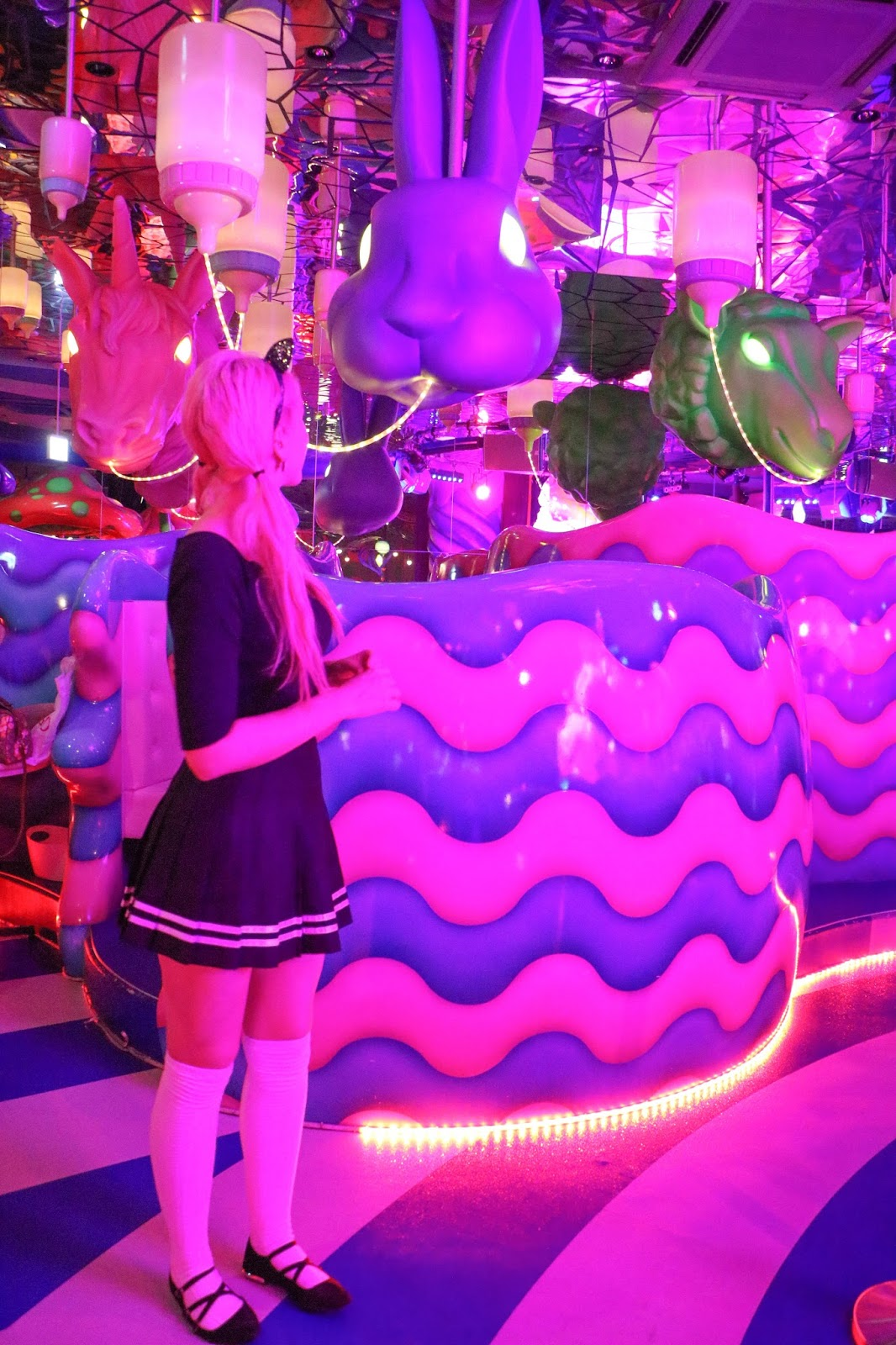 The Kawaii Monster Cafe is a must see in Harajuku, Japan. Click through for more recommendations