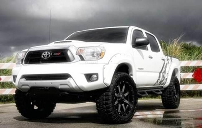 2018 Toyota Tacoma Sel Rumors