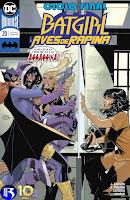 DC Renascimento: Batgirl e as Aves de Rapina #20