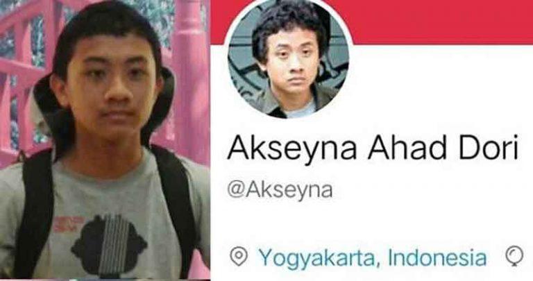 Dua tahun Meninggal, Tiba-tiba Akun Twitter Akseyna Mendadak Tweet 'Akuu', Siapa yang Melakukannya?