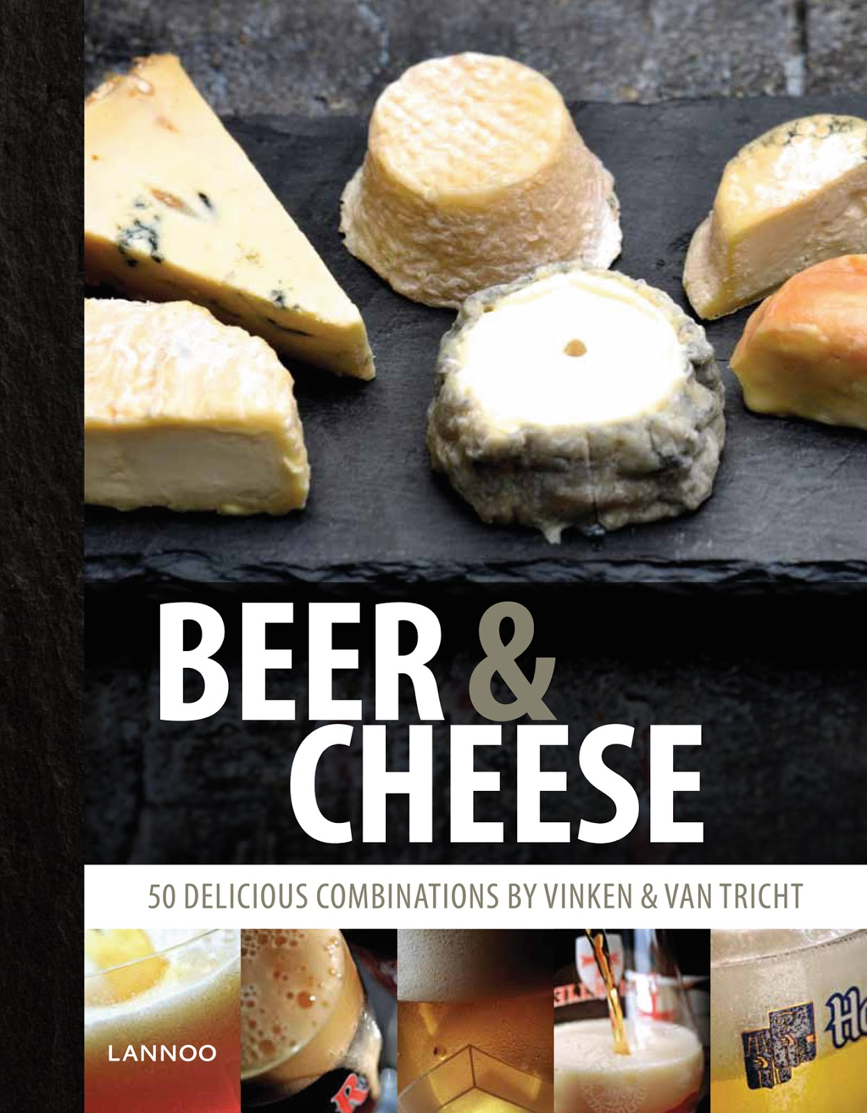 Tyson's Beer Blog: Book Review: Beer & Cheese by Vinken ...