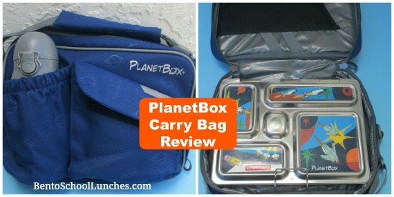 Planetbox Carrybag Review