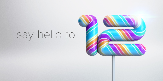 Cyanogen OS 12 (lollipop) released, rolling out for OnePlus One