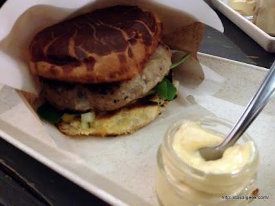 Melhores Hambúrgueres de BH - Santeria