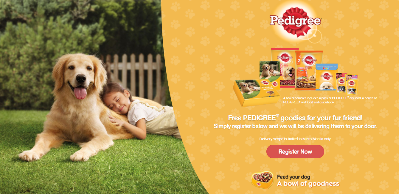 Treats For Your Fur Babies From Pedigree Philippines
