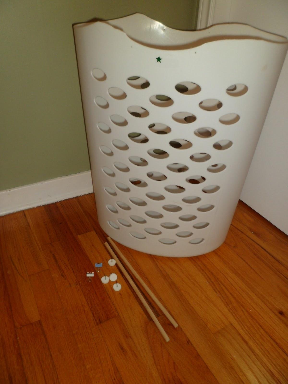Fabrication Site: DIY Laundry Sorter