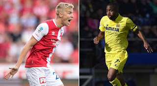Slavia Prague vs Villarreal live stream Thursday 02 November 2017 UEFA Europa League