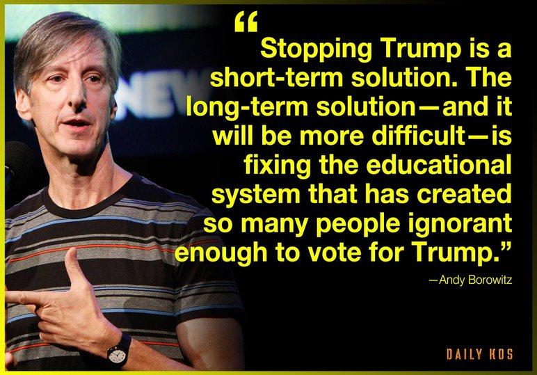 Andy borowitz trump quote