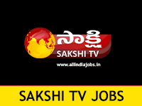 Sakshi TV Jobs