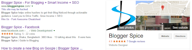 bloggerspice was hacked
