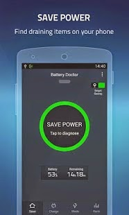 Battery Doctor best Battery Saver