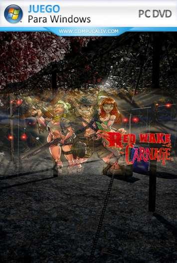 Red Wake Carnage PC Full