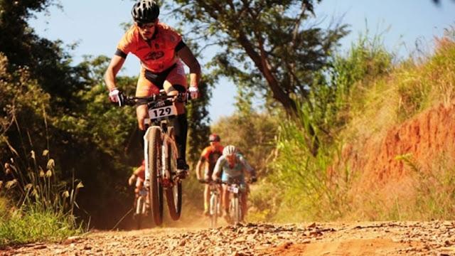 No próximo domingo (15) acontece o Roseira Race Mountain Bike