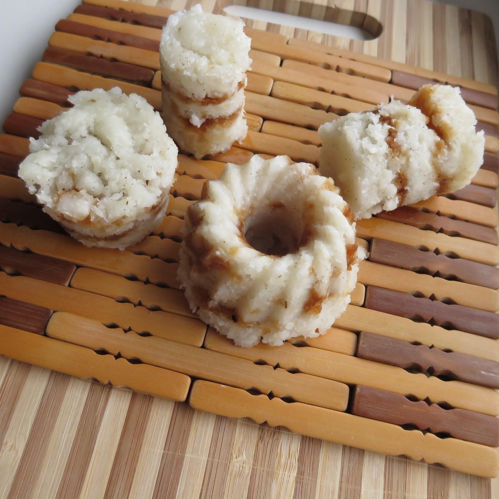 Awug Gedämpfte Reisküchlein Mit Kokosblütenzucker