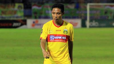 Evan Dimas Sempat Membuat Sriwijaya FC Tertarik