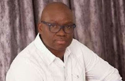 IS THIS TRUE? FAYOSE VOICES OUT ABOUT THE MISSING CHIBOK SCHOOL GIRLS...SEE HIS SHOCKING STATEMENTS