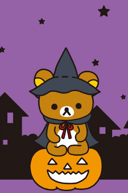 kawaii halloween wallpapers