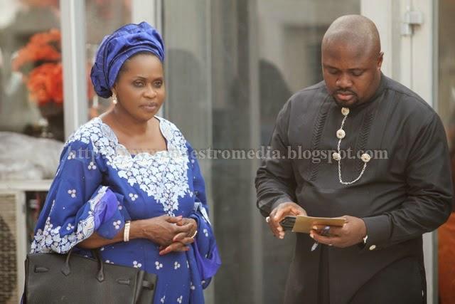 Photos from President Goodluck Jonathan's daughter's wedding