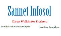Sannet-Infosol-walkin-for-freshers