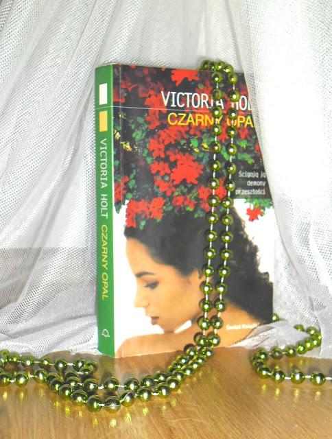 """""""Czarny opal"""" Victoria Holt"""