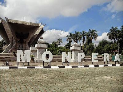 Tempat Wisata Terbaik di kota Palembang Monumen Perjuangan Rakyat