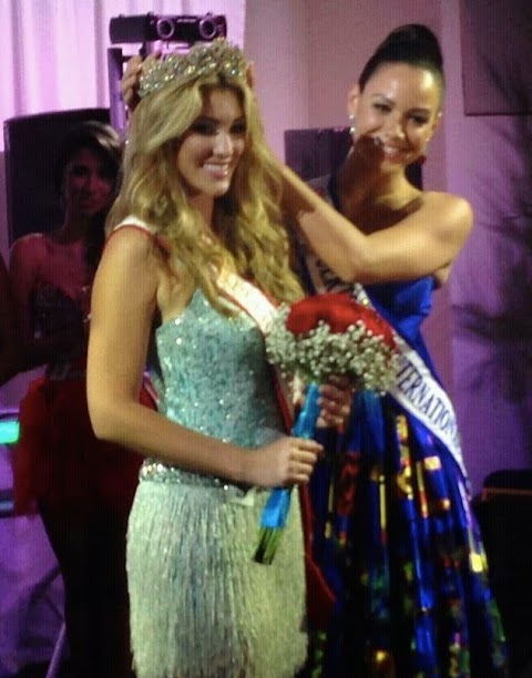 Miss International Puerto Rico 2014