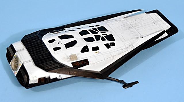 Scale Model News: RANGER SURVEY CRAFT FROM 'INTERSTELLAR ...