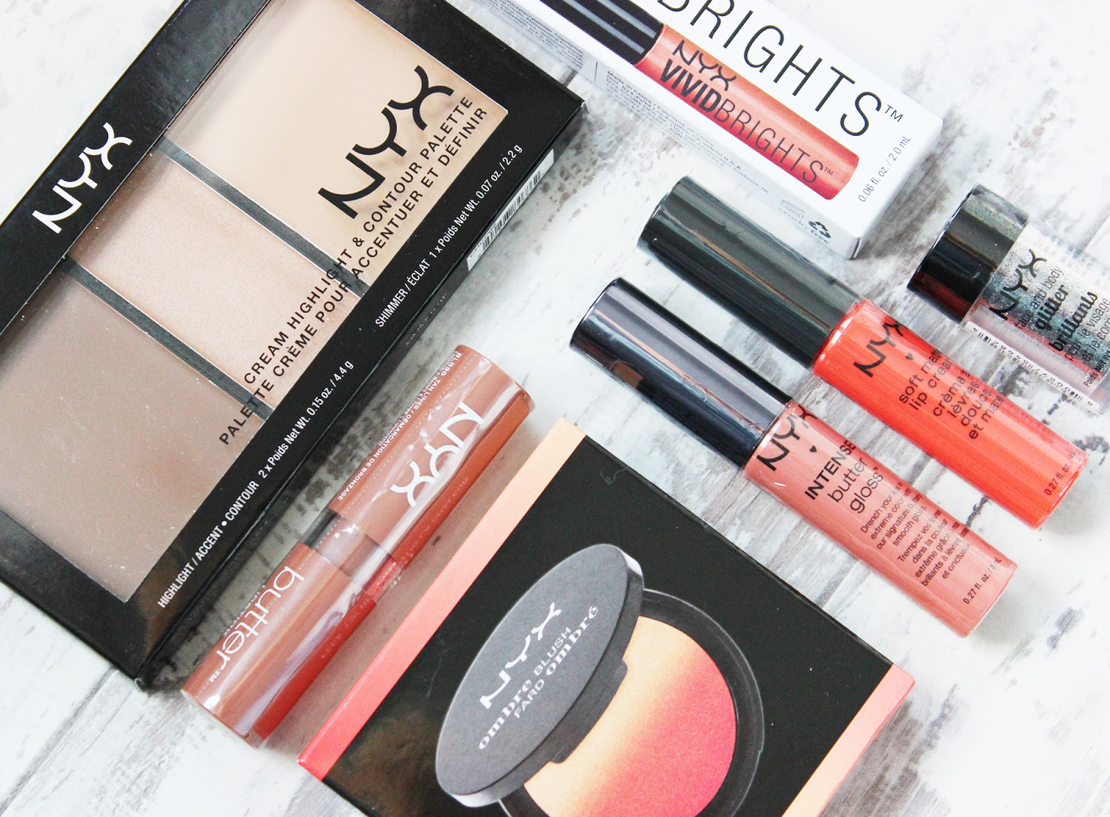 NYX spring 2016 launches giveaway prize