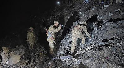 PIA PK-661 No Survivors, Aircraft Crashes Near Abbottbad (6)