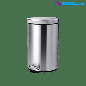 Tempat Sampah Berpedal Stainless Steel