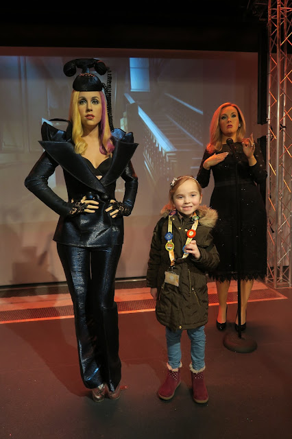 Madame Tussauds Review