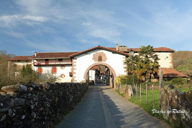 Amaiur, Navarra