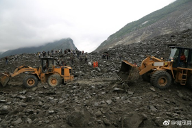 5 bodies found and 120 people are missing after massive landslide rocks China